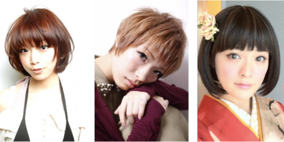 The top 3 women's hairstyles that turn off Japanese men
