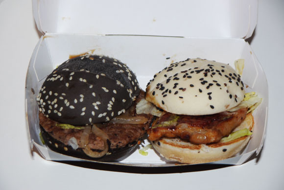 Stunning Black and White Fortress burgers5