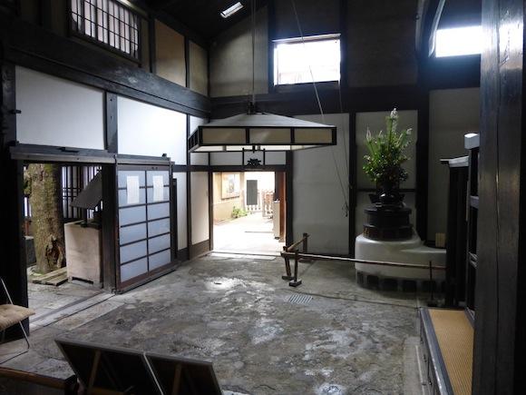 sumiya entrance hall