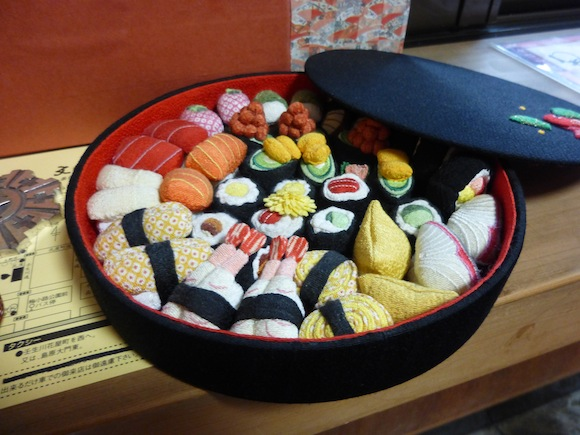 sumiya fake sushi