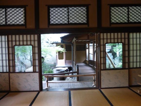 sumiya room and bridge