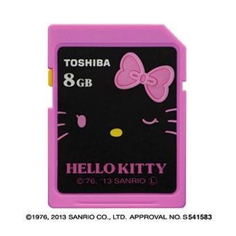 Hello Kitty SD Card