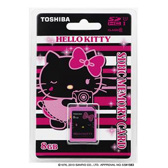 Hello Kitty SD Card2