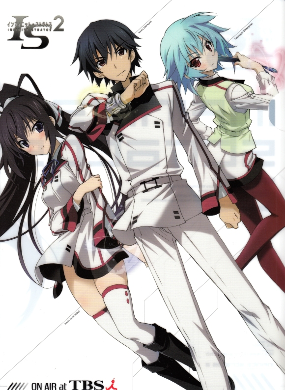 IS- Infinite Stratos 2