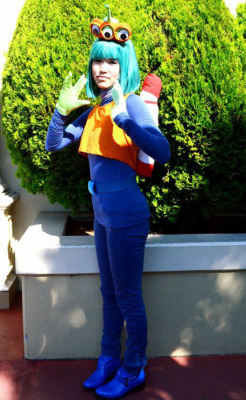 The awesome outfits of cosplayers at Tokyo Disneyland6