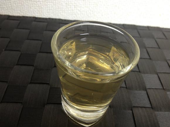 2013.10.28 CocaCola Ginger Ale shot