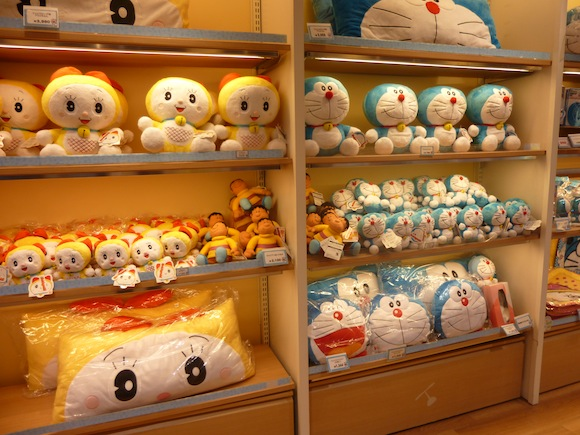 Chitose Doraemon shop 2