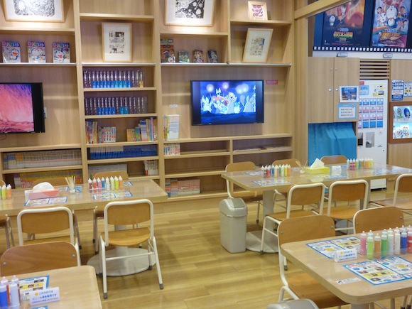 Chitose Doraemon workshop 2