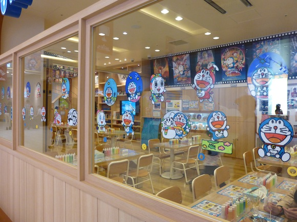 Chitose Doraemon workshop