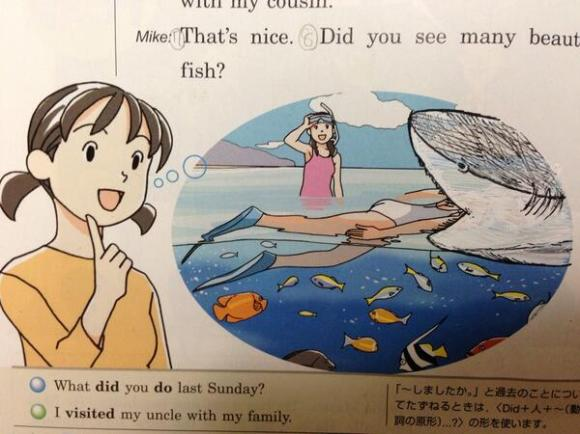 textbook doodles from Japan26