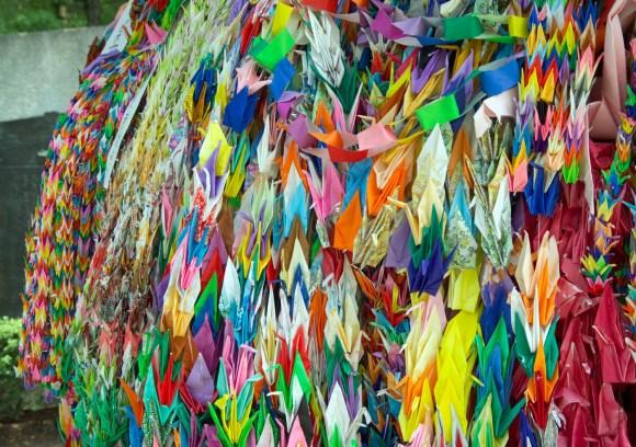 2013.11.3 paper cranes