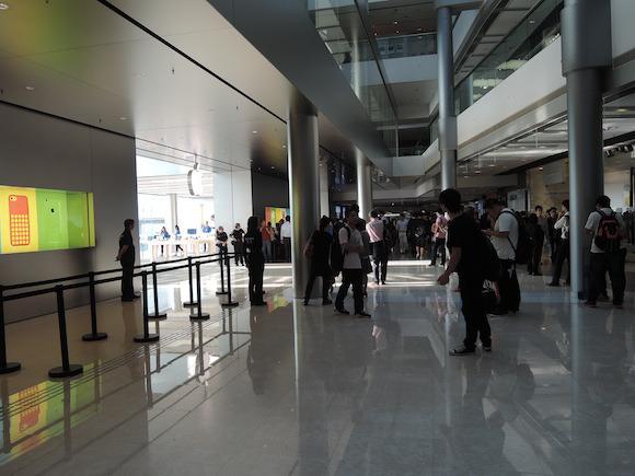 2013.11.6 HK ipad10