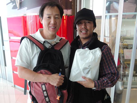 2013.11.6 HK ipad14
