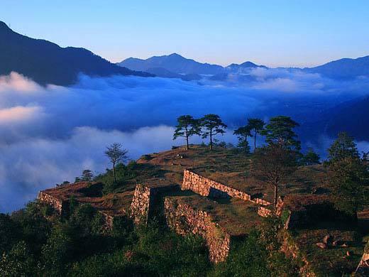 2013.12.16 Japan travel asago castle