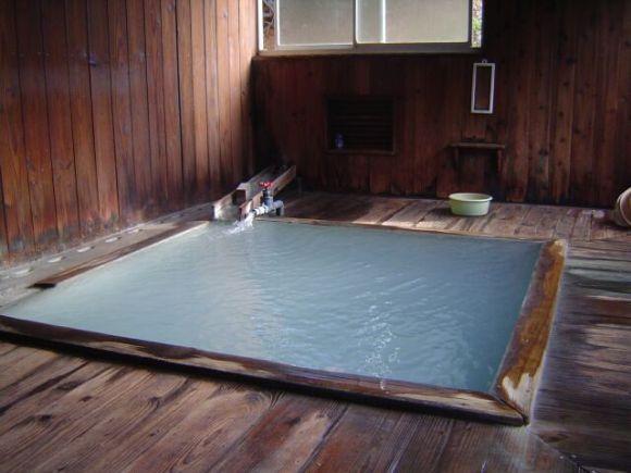 2013.12.16 Japan travel bath