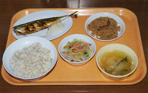 2013.12.16 Japan travel prison food