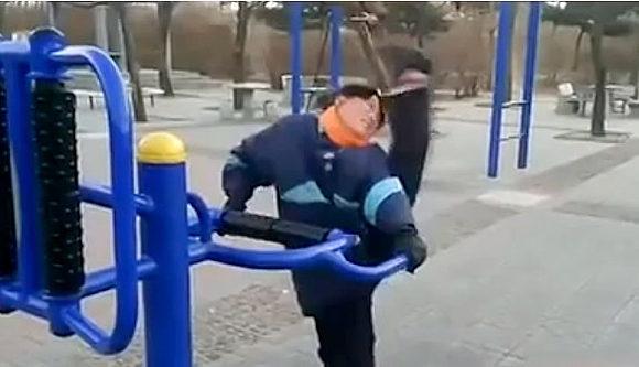 2014.01.10 Chinese lady