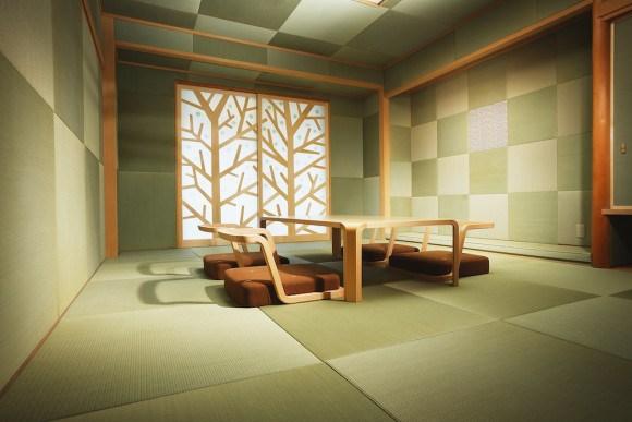 花ゆづき (C)AKIRA MINAGAWA/Dogo Onsenart 2014 & HOTEL HORIZONTAL, All Rights Reserved