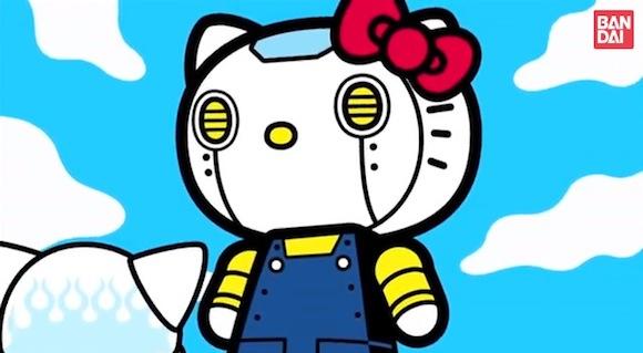 Kitty Video 5 Chogokin big