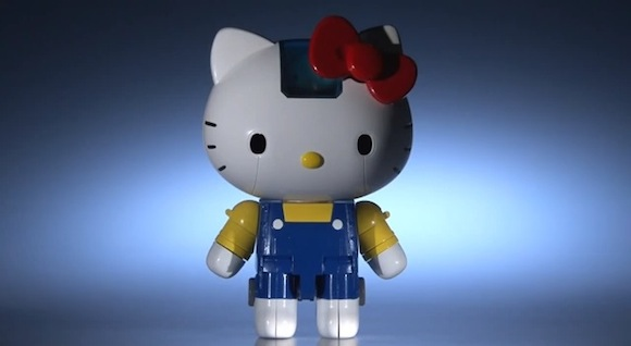 Kitty Video 8-2 Real Chogokin full pic