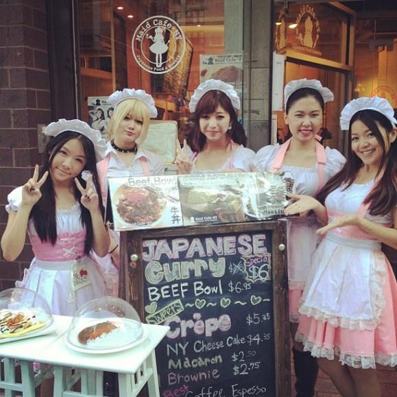 Maid Cafe NY27