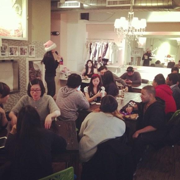 Maid Cafe NY3