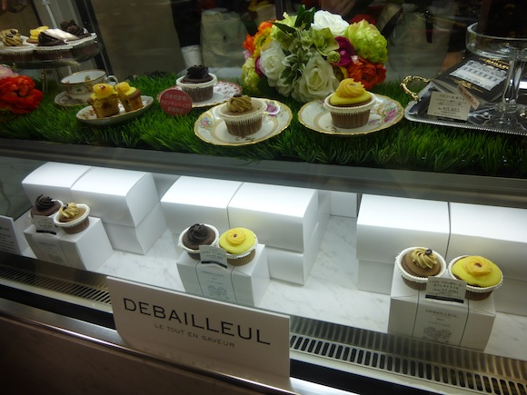 Salon 12 Debailleul cupcakes