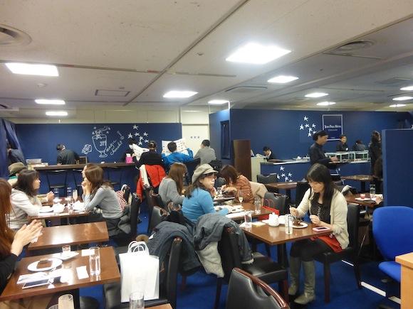 Salon 49 JPH eatin