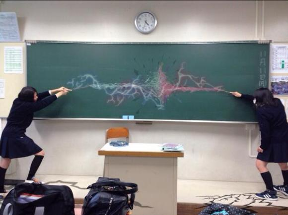 15 Japanese students who are really nailing this high school thing15