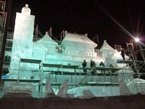 Sapporo Snow Festival11