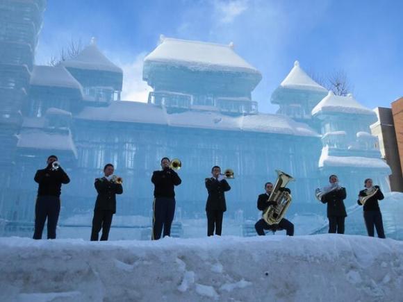 Sapporo Snow Festival8