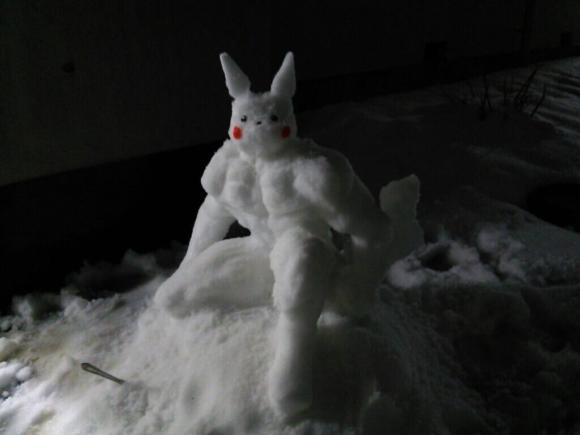 Snowpikachu