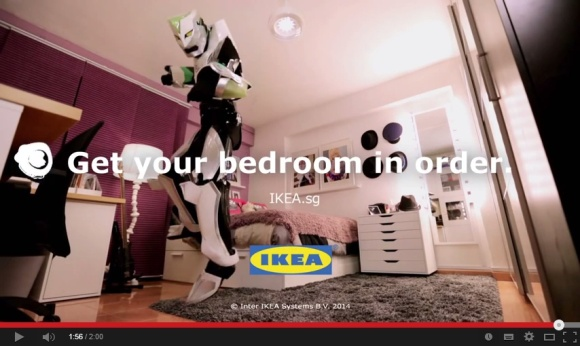 IKEA Bedroom Stories (Singapore) - Frank the Cosplayer - YouTube.clipular (13)