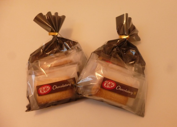 Kit Kat 6 yaki cheese package