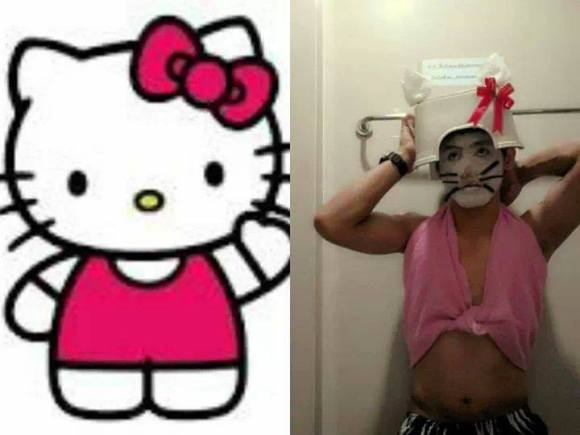 Lowcost cosplay11