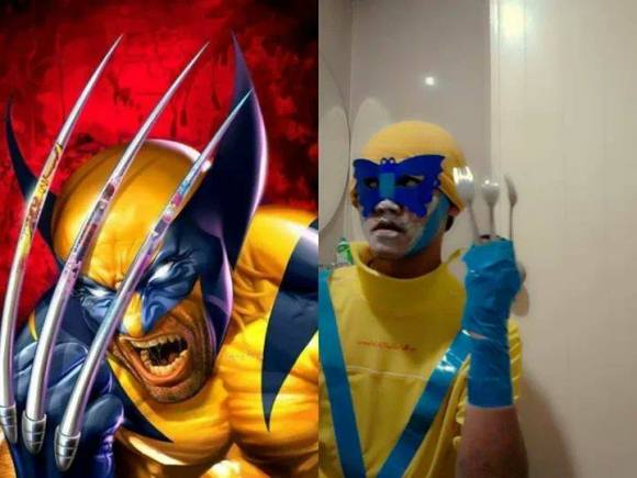 Lowcost cosplay12