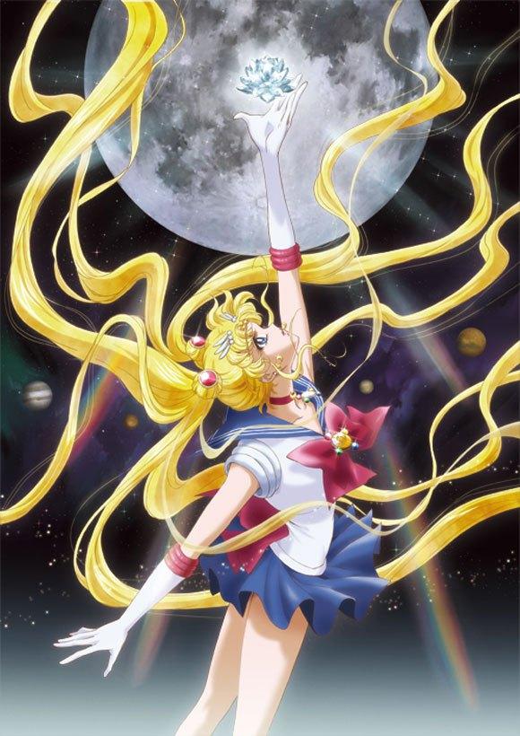 New Sailor Moon Crystal anime will be similar to the original manga3