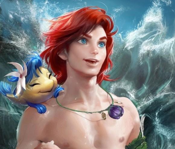 Ariel crop