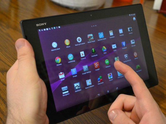 REVIEW- Sony's new tablet is thinner and lighter than the iPad Air, and Android fans will love it