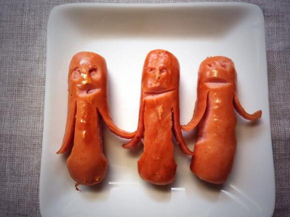 sausage people5