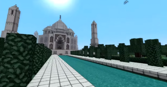 12 amazing creations people have built in the game 'Minecraft'1