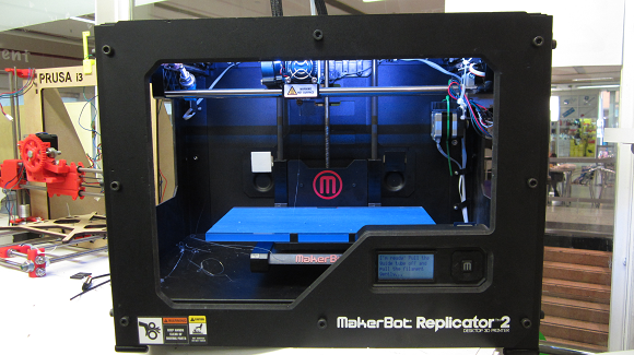3d printer real
