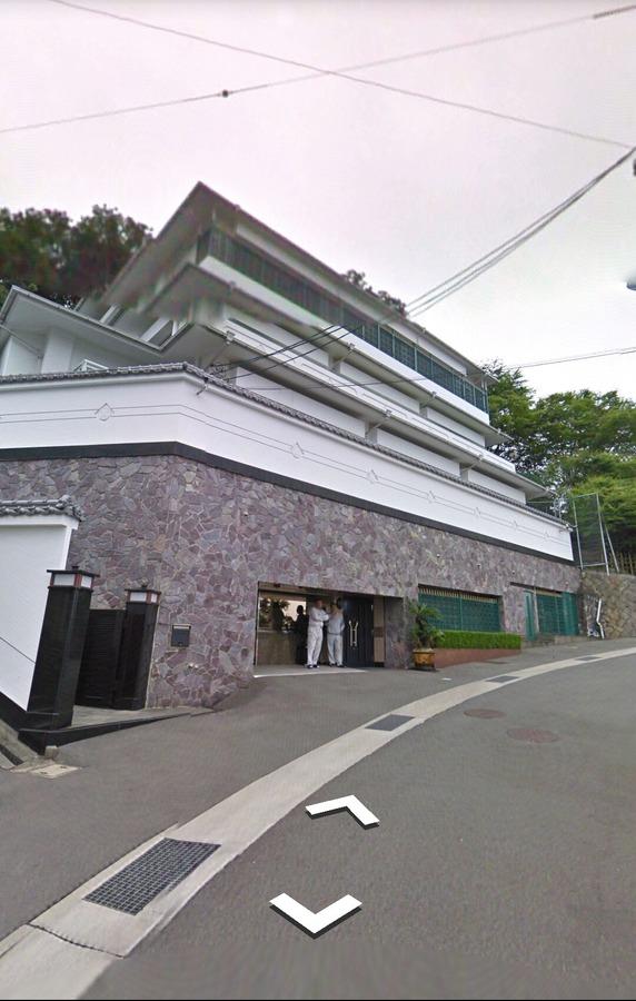 yakuza google street view