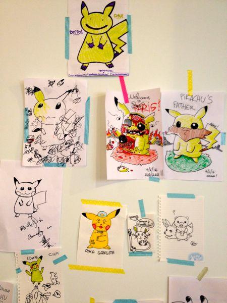 2014.06.07 paris pokemon pikachu