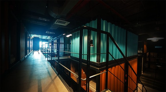 A brand new capsule hotel just opened...in Malaysia