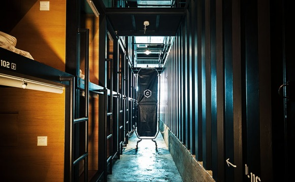 A brand new capsule hotel just opened...in Malaysia5