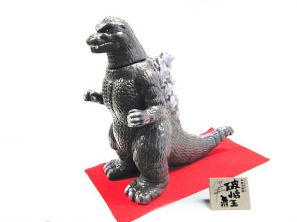 Kick Back with a Glass of Godzilla Shochu Alchohol2