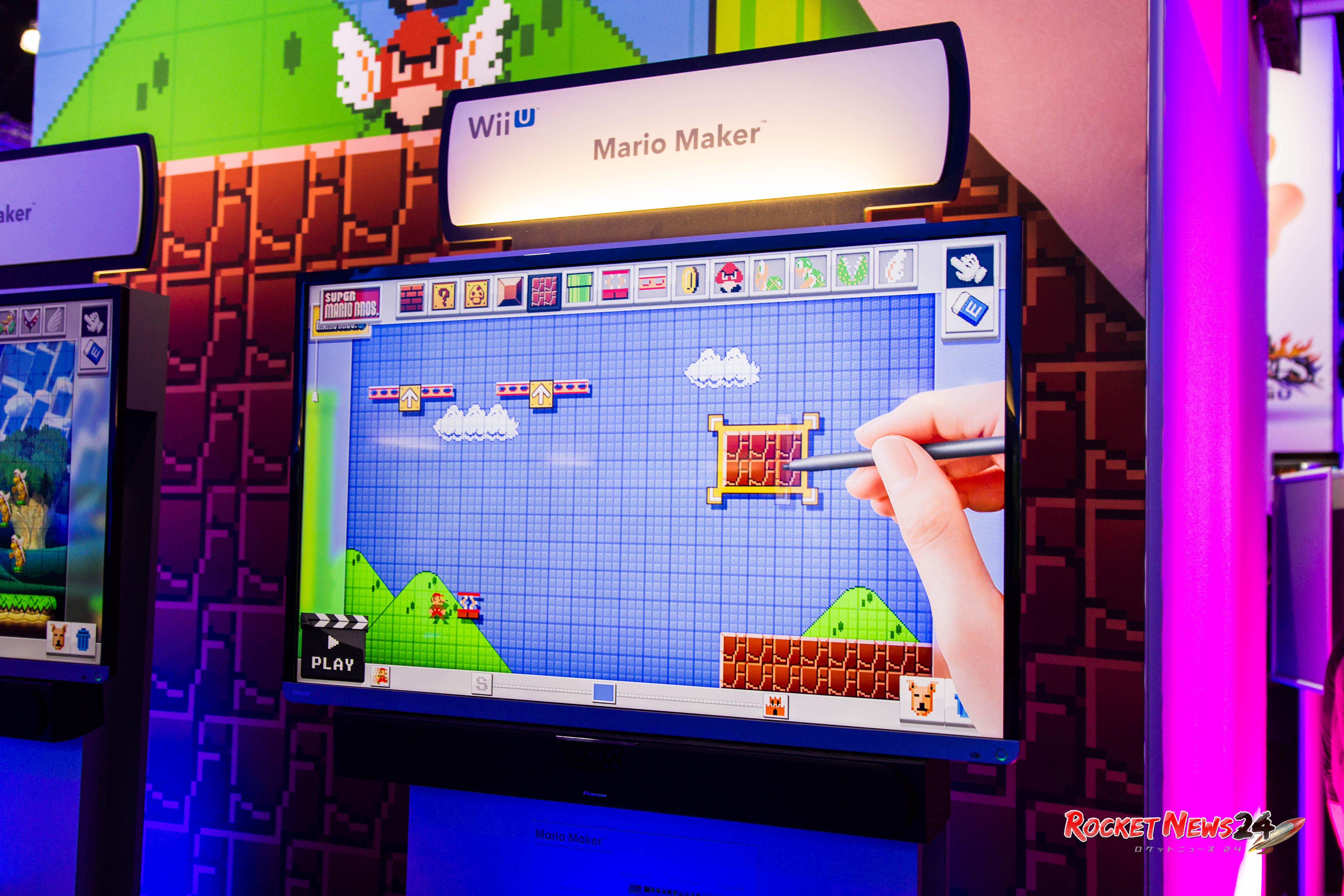 Mario Maker 6