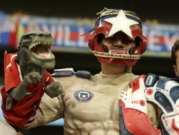 The Craziest Fans At The World Cup10