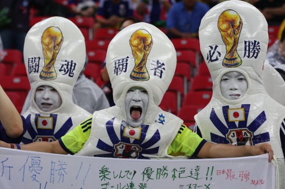 The Craziest Fans At The World Cup12